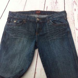 Denim - Underground Soul Jeans Embroidered Pockets Junior